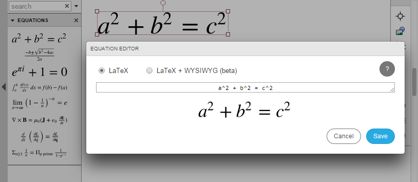 LaTeX_Equation