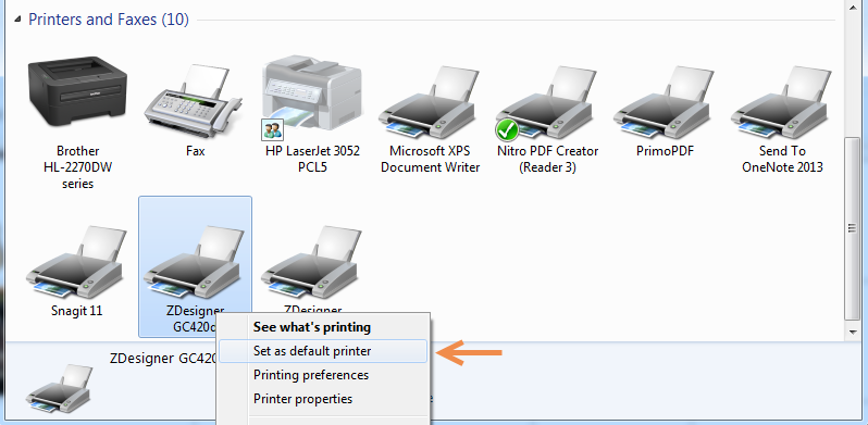 printing_4x6_packing_slips_devices_and_printers_default_printer.png