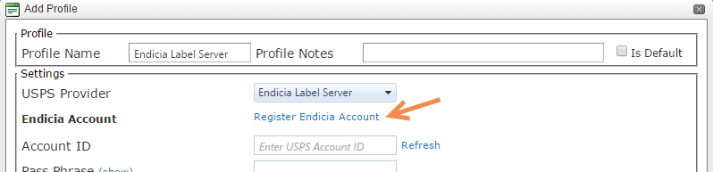 endicia_label_server_integration_register_endicia_shipping_profile.png